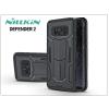 Nillkin Samsung G955F Galaxy S8 Plus ütésálló védőtok - Nillkin Defender 2 - fekete
