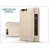 Nillkin Huawei P10 Plus oldalra nyíló flipes tok - Nillkin Sparkle - gold