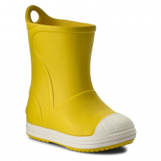 CROCS Gumicsizmák CROCS - Bump It Boot 203515 Yellow/Oyster