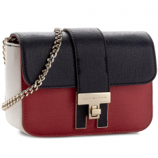 Tommy Hilfiger Táska TOMMY HILFIGER - Th Heritage Mini Crossover Cb AW0AW04094 901