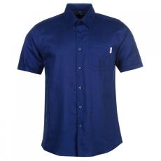 Pierre Cardin férfi rövidujjú vászon ing