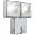 GLOBO – lighting Globo 3724S Elemes kültéri mozgásérzékelős fali lámpa,helyi kapcsolóval.