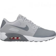 Nike Air Max 90 Ultra 2.0 SE férfi sportcipő, Cool Grey/White, 42.5 (876005-001-9)
