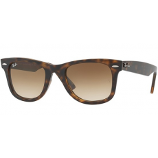 Ray-Ban RB4340 710/51 WAYFARER HAVANA BROWN MIRROR napszemüveg