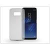 Haffner Samsung G950F Galaxy S8 szilikon hátlap - Ultra Slim 0,3 mm - fekete
