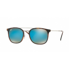 Ray-Ban RB4286 6257B7 SHINY RED HAVANNA BROWN GRADIENT BROWN GRADIENT DARK BROWN MIRROR napszemüveg