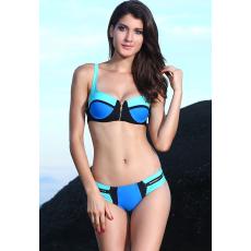 2 részes Kék színű Bikini-Medium