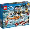LEGO City - A parti őrség főhadiszállása (60167)