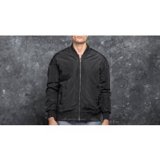Urban Classics Oversized Bomber Jacket Black