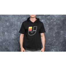 Undefeated U Shortsleeve Hood Black