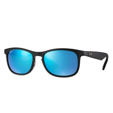 Ray-Ban RB4263CH 601SA1 MATTE BLACK BLUE FLASH POLAR napszemüveg