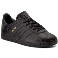 Adidas Cipők adidas - Gazelle J BY9146 Cblack/Cblack/Cblack