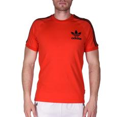Adidas CLFN TEE, narancs színû férfi póló
