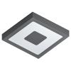 EGLO Kültéri mennyezeti lámpa LED-es 16,5W IP44 antracit - Iphias EGLO