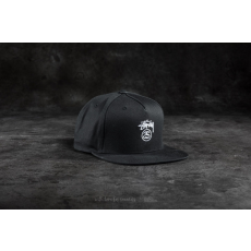 STUSSY Stock Lock SU17 Cap Black