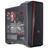 CoolerMaster MasterBox 5t ablakos fekete-piros MCX-B5S3T-RWNN