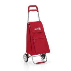 Gimi 145079 Argo bevásárlókocsi 45 literes piros