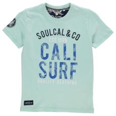 Soul Cal Póló SoulCal Large Logo gye.