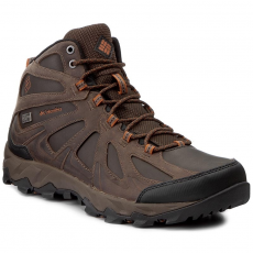 Columbia Bakancs COLUMBIA - Peakfreak Xcrsn II Mid Leather Outdry BM1760 Cordovan/Bright Copper 231