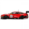 Horny Hobbies Scalextric Bentley Continental GT3 csapat Red HTTP
