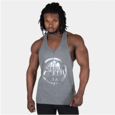 MILL VALLEY TANK TOP - GREY/SILVER (GREY) [5XL]