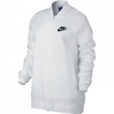 Nike Advance 15 női dzseki, White / Black, XS (829725-100-XS)