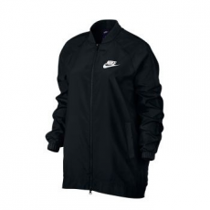 Nike Advance 15 női dzseki, Black / White, L (829725-010-L)