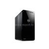 Dell XPS 8920 Mini Tower | Core i5-7400 3,0|8GB|0GB SSD|2000GB HDD|nVIDIA GTX 1070 8GB|MS W10 64|3év (XPS8920_238341_H2X1TB_S)