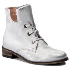 Eksbut Magasított cipő EKSBUT - 77-4538-369-1G Srebro Licowa