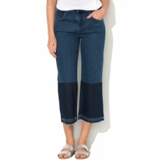 Silvian Heach Collection Vignale Kék Crop Farmernadrág 30 (PGP17793JC-JEANS-BLU-SCURO-30)
