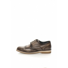 Zee Lane Világosbarna Brogue Bőrcipő 44 (55062-PELLE-DARK-BROWN-ZNE-44)