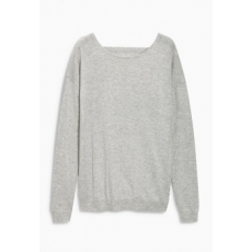 Next TBC NEXT Wrap Back Sweater 20 (808025-GREY-20)