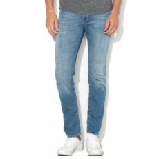 Selected Homme Mario Szűk Fazonú Világoskék Farmernadrág W31-L34 (16055140-LIGHT-BLUE-DENIM-W31-L34)