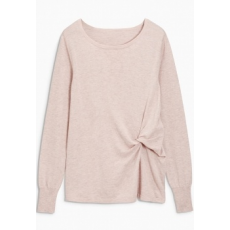 Next TBC NEXT Twist Front Sweater 22 (451592-PINK-22)