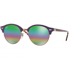 Ray-Ban Clubround Mineral Flash Lenses RB4246 1221C3
