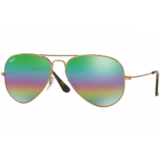 Ray-Ban Aviator Mineral Flash Lenses RB3025 9018C3