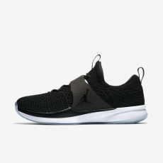 Nike Air Jordan Trainer 2 Flyknit Black White