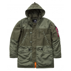 Alpha Indsutries N3-B FLYCO - sage green