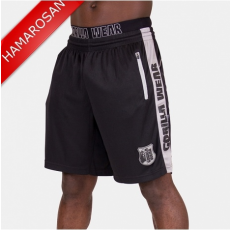 SHELBY SHORTS - BLACK/GREY (BLACK/GREY) [XXXXL]