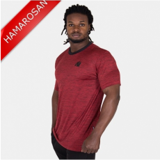 ROY T-SHIRT - RED/BLACK (RED/BLACK) [XXXXXL]