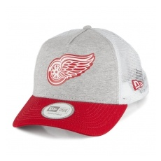 New Era Detroit Red Wings siltes sapka New Era Trucker Jersey Mesh