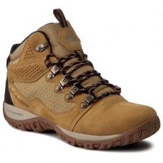 Columbia Bakancs COLUMBIA - Peakfreak Venture Mid Suede Wp BM2815 Curry/Ancient Fossil 373