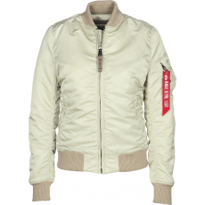 Alpha Industries MA-1 VF 59 Női - oat meal