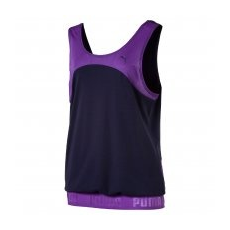 Puma TRANSITION Tank W Royal Purple XS