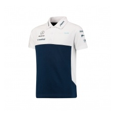 Williams F1 Team Williams Martini Racing gyerek gallĂŠros póló 2017 - 164 cm (kids)