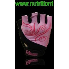 Scitec Nutrition Kesztyű Scitec - Girl Power női rózsaszín XL Scitec Nutrition