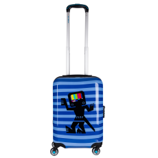 BG Berlin Caveman Blue Urbe 20 Inch - kicsi bőrönd kék 20 inch