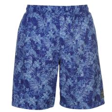 Hot Tuna Aloha férfi úszónadrág világoskék L