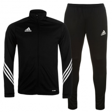 Adidas Sereno férfi melegítő szett fekete M
