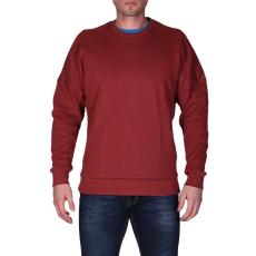 Adidas Zne Crew férfi pulóver bordó XL